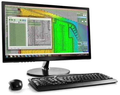 Earthworks Take-Off Software